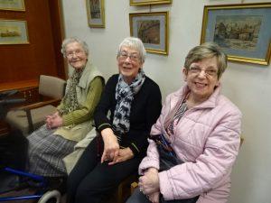 High School Old Girls Visit