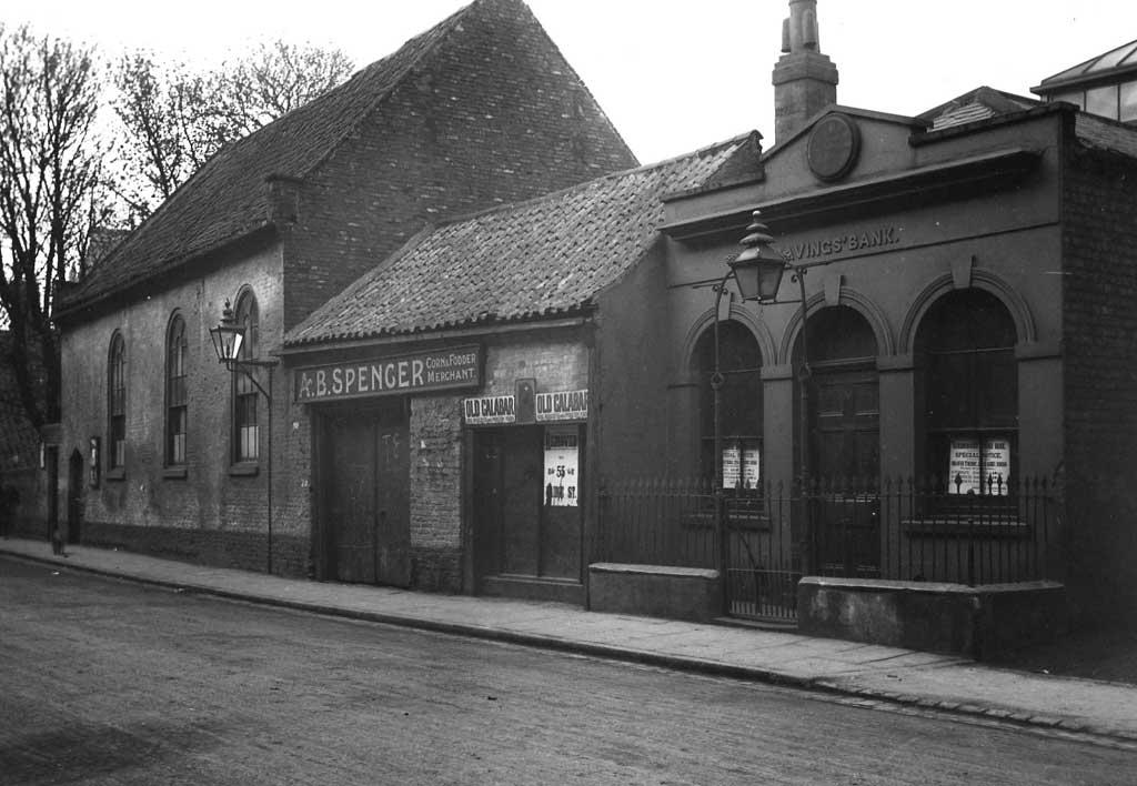 Beaumont Street