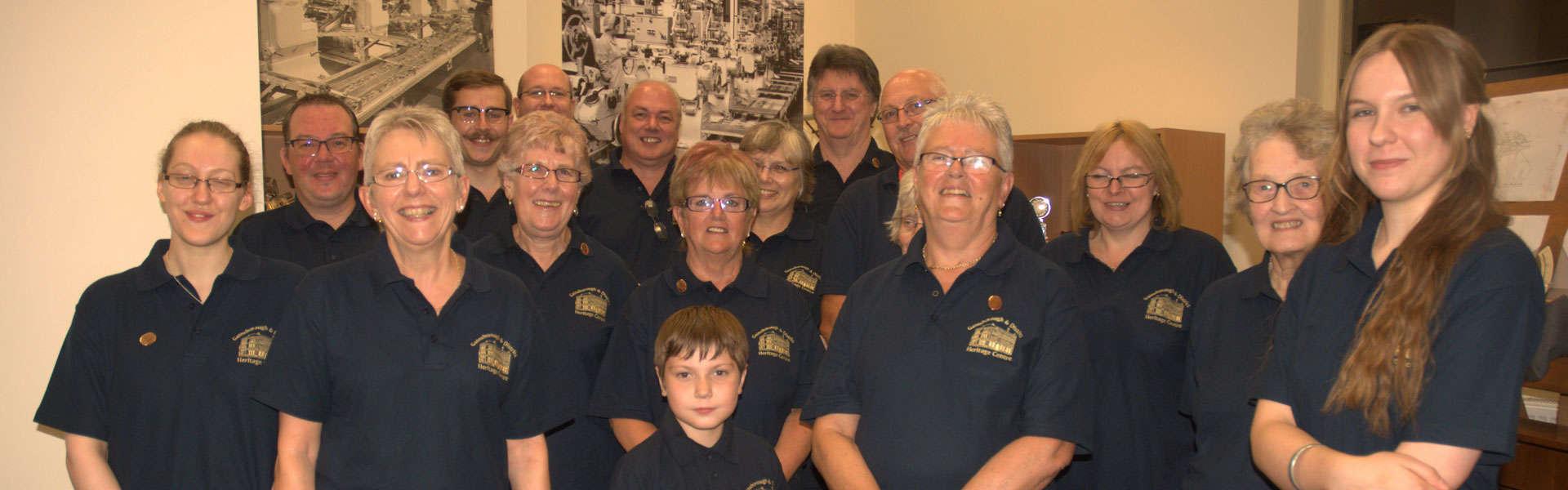 Heritage Team