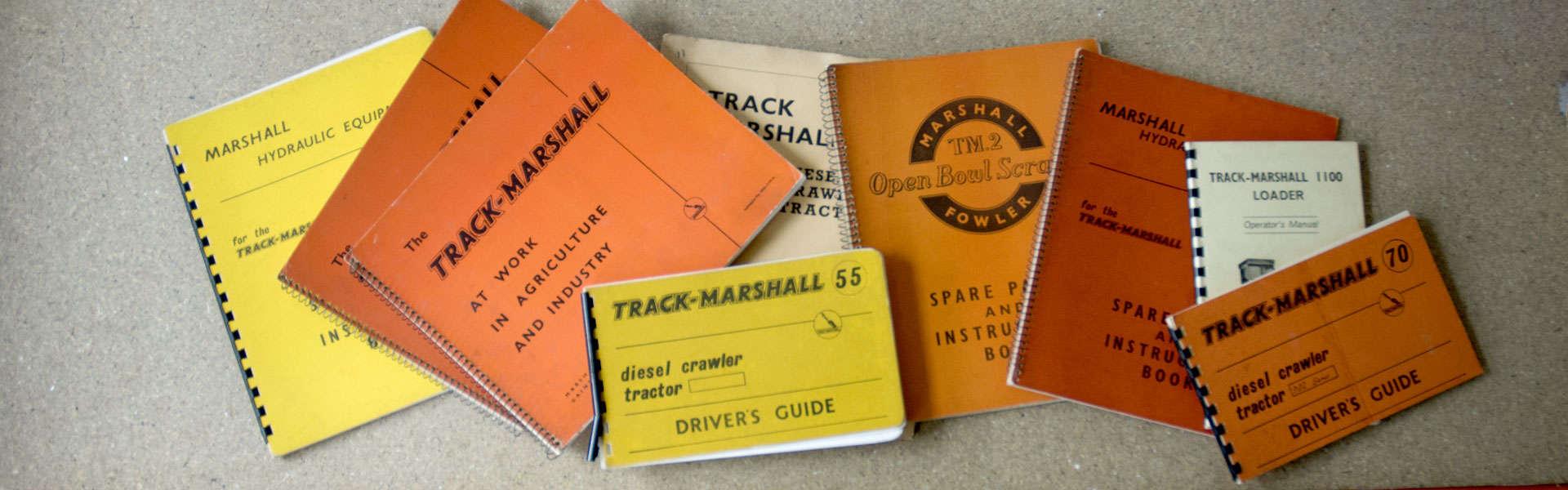 Marshall Manuals