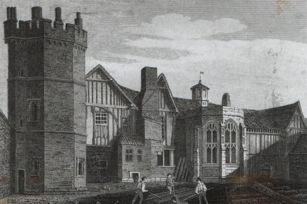 Old Hall 1841