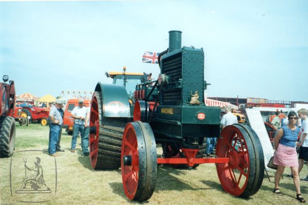 Marshall Colonial Tractor