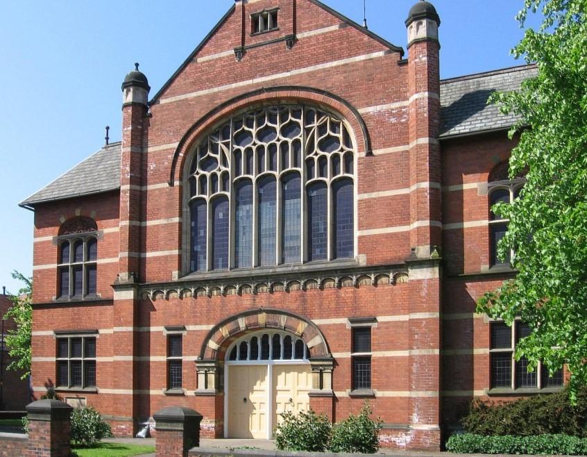 John Robinson Memorial Church Gainsborough