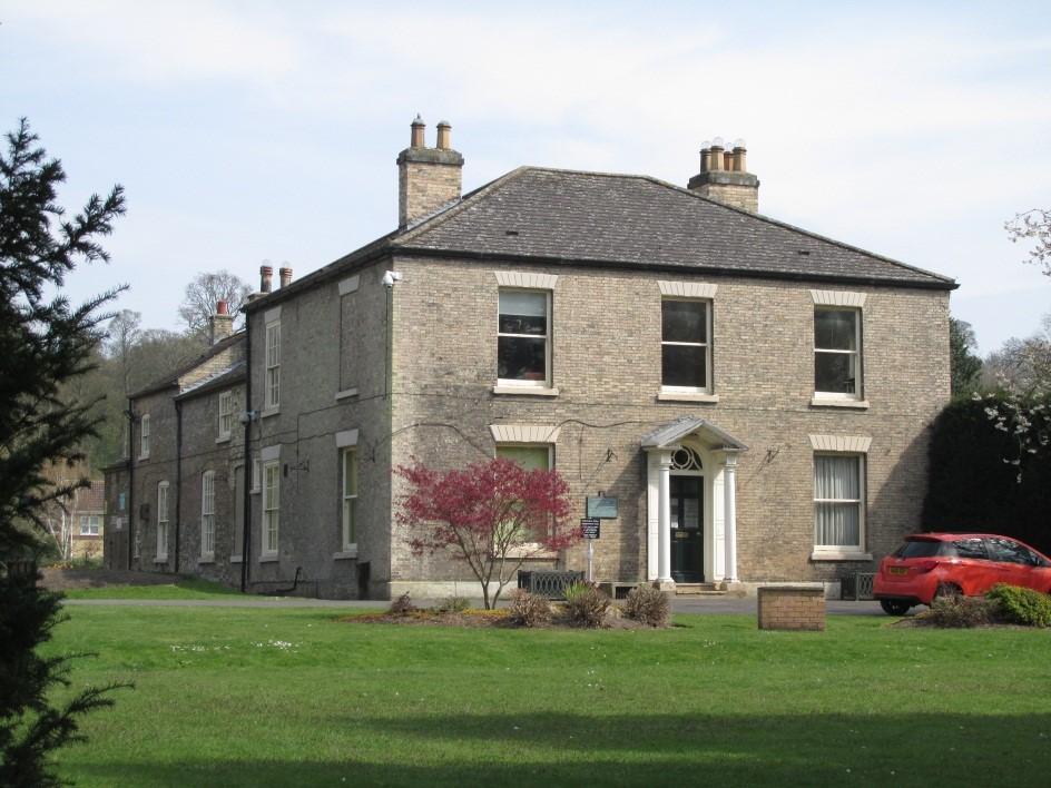 Richmond House Gainsborough