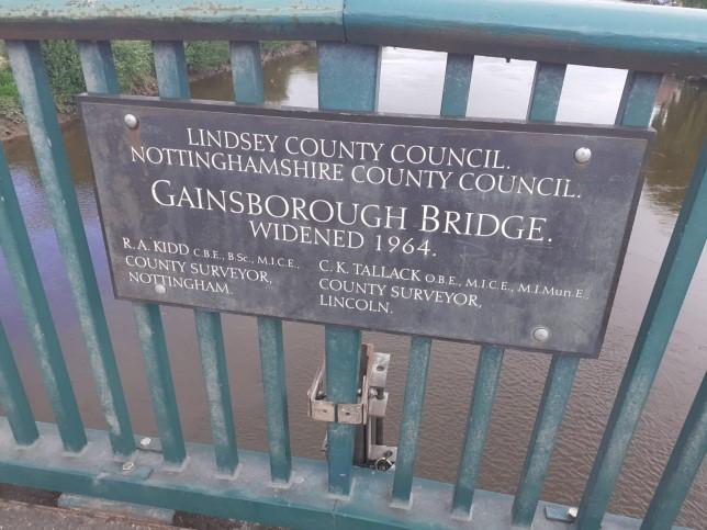 Gainsborough Trent Bridge Widening