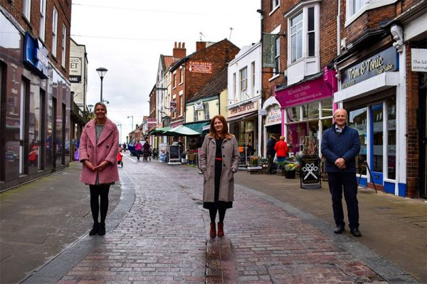 townscape heritage team on lord street